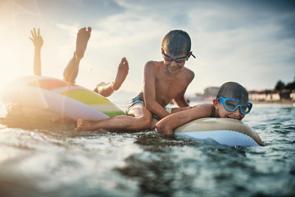 nyári bakancslista gyerekeknek