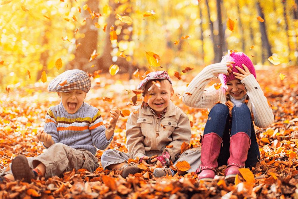 5+1 tuti tipp: őszi kreatív ötletek gyerekeknek